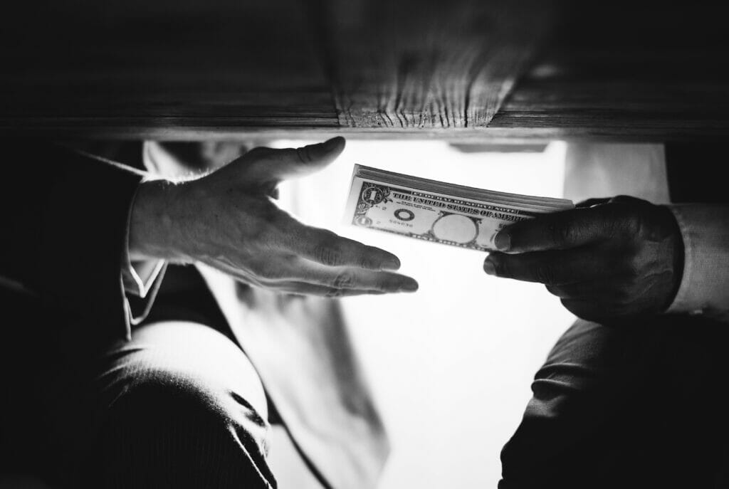 Bribery explained by houston criminal defense attorney herman martinez