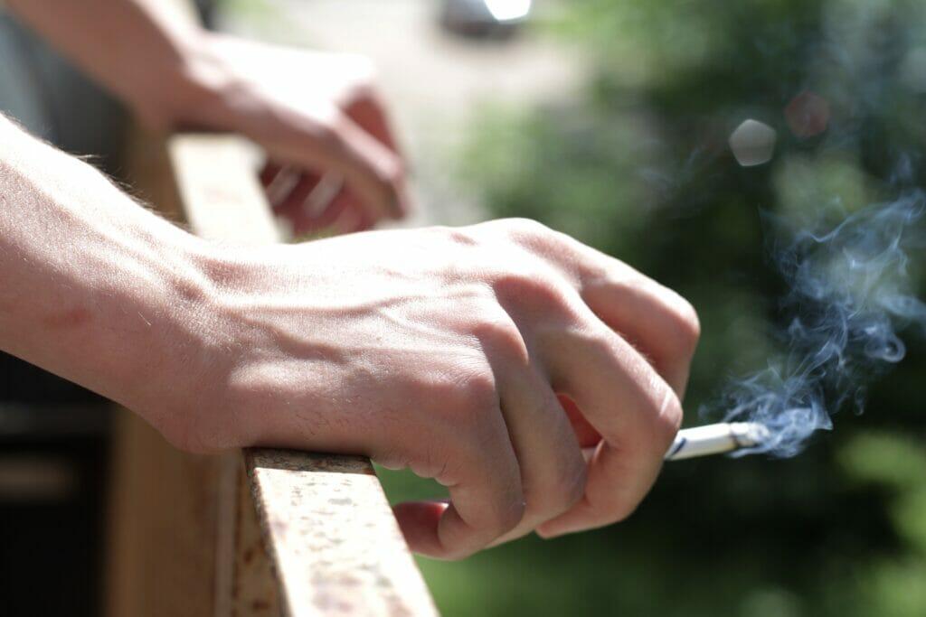 Cigarette Thief - herman martinez criminal defense lawyer