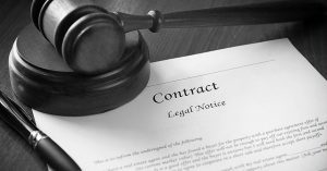 contract legal document